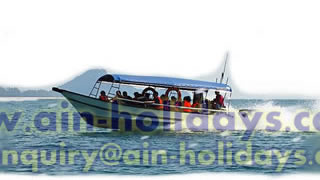 Fast boat services for Perhentian Island visitors